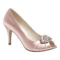 6311a69ba5 9 Best Pink Paradox images | Bridal shoe, Bridal Shoes, Bride shoes ...