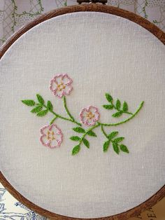 Shakespeare's Flowers - Eglantine | New patterns out now! Fi… | Flickr