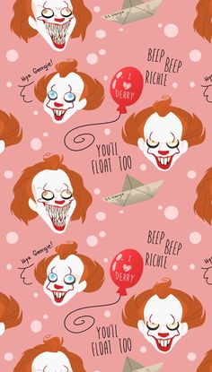 We all know the story behind Pennywise and the Loser's Club But what … Horror Halloween Wallpaper Iphone, Fall Wallpaper, Halloween Backgrounds, Screen Wallpaper, Wallpaper Backgrounds, Iphone Wallpaper, Wallpaper Quotes, Es Pennywise, Pennywise The Dancing Clown