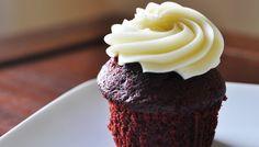 Red Velvet Cupcakes Recipe from CarbSmart Grain-Free, Sugar-Free Living Cookbook