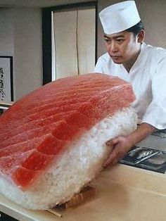 Do you fancy some sushi? ; )
