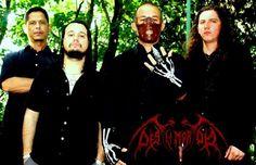 """Cresta Metálica Producciones » DEATH MORTOR presentan el arte y diseño de """"América Violenta""""!!!"""