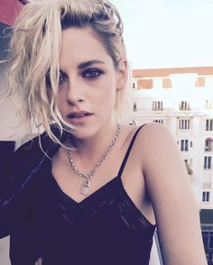 Kristen Stewart in Cannes