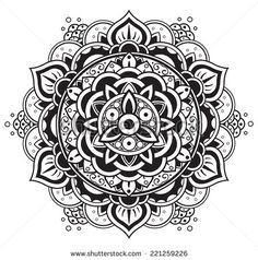 stock-vector-mandala-round-pattern-221259226.jpg (450×455)