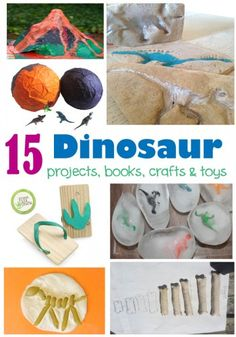 best dinosaur projects for kids!