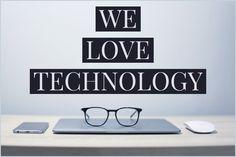 We Love Technology