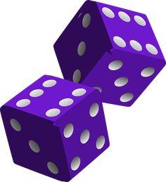 Love the purple dice! Purple Love, All Things Purple, Purple Lilac, Shades Of Purple, Purple Amethyst, Deep Purple, Red And Blue, Purple Stuff, Color Lila