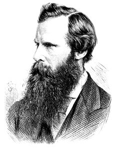 """""""Here was a man with a flawless scientific reputation, who discovered a new element, but could not detect a real live maiden who was masquerading as a ghost."""" How scientist William Crookes, born today in 1832, was swayed by spiritualism."""