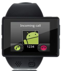 Hi, everyone, Indian start up has come up with a smart #watch . The #Android watch, called Androidly, combine all the applications of a fully featured #smartphone . Calls, GPS, browse the internet, check mails and click pictures .  The watch with a 2-inch screen comes with a 2-megapixel camera. The device has a 416 MHz Processor, 256 MB RAM, 8 GB Storage and access on #Google Play Store. Bluetooth, WiFi or use the SIM card for EDGE connectivity. #Indian #mobile #tech #technology #innovation