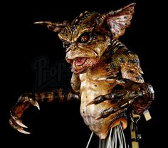 GREMLINS 2: THE NEW BATCH (1990) - Mechanical George Gremlin Puppet - Price Estimate: $4000 - $6000