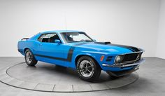 Mustang Stripes Throughout the Years | Blog - MCG Social™ | MyClassicGarage™