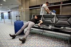 Stuck at the airport because your flight's delayed or canceled? Here's how to find out A) if you're entitled to compensation and B) how to not go broke.