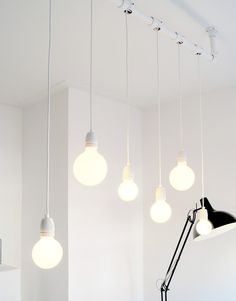 Browsehouse Gloeilamp Milky Big Bulb 01
