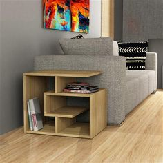 Labirent Coffee Table, Oak