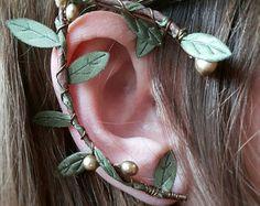 Par de elfos oído envuelve la luz del por StrangeThingJewelry