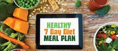 Ready to lose weight in just seven days? Shoot for 1,200 calories with this seven day diet plan for weight loss