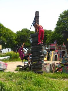 Berkeley Adventure Playground