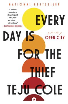 """Cole draws his title for the Yoruba proverb: """"Every day is for the thief, but one day is for the owner."""" And this novella may be recognized as a precursor to Open City. This book, written and released first in Nigeria in 2007, found its way into U.S.... www.africanbookportals.com"""