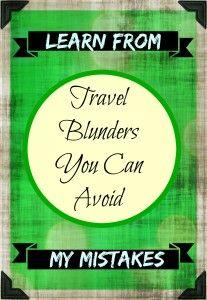 Don't Buy a Dagger! - Postcards & Passports