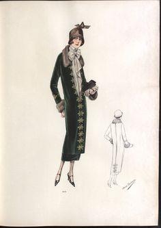 Fashion 1920s, Fashion Art, Vintage Fashion, Fashion Outfits, Classic Clothes, Classic Outfits, Fashion Drawings, Fashion Sketches, Roaring Twenties