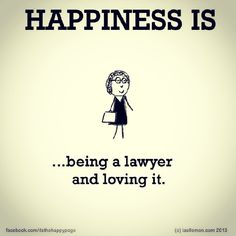 #Lawyer I love being a lawyer!!! Yes!!!