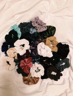 bc40c58161a57 Scrunchies, Hair Ties, Cute Jewelry, Cute Fashion, Tween Fashion, Women's  Summer