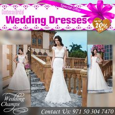 Contessa Bridal - A modern boutique offering a wide selection of wedding gowns and evening dresses in Dubai complementing fashion trends and elegance.