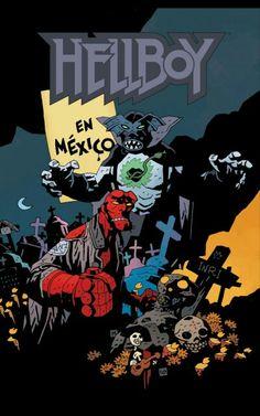 Hellboy en Mexico