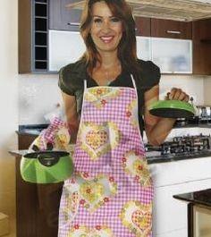 Mutfak Önlüğü Seti ( 4 Parça )   yakalagidiyor.com