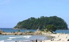 Mount Maunganui is a beach city in the Bay of Plenty, New Zealand, located on a peninsula to the north of Tauranga.