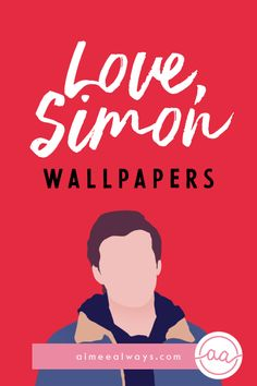 Here are 3 cute and minimalist laptop/desktop for (Love, Simon / Simon Vs the Homo Sapiens Agenda), perfect for anyone who loves the book and the movie! Amor Simon, Ya Books, Good Books, Love Simon Movie, Redeeming Love, Books For Tweens, Great Love Stories, Love Book, Paperback Books