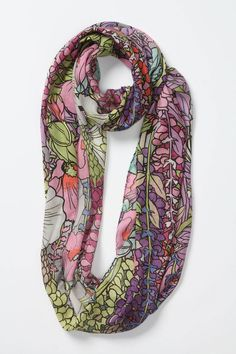 Anthropologie..Roselle Scarf