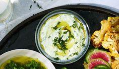 Vadouvan Yogurt Dip