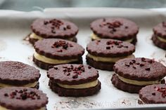 Christmas Sweets, Christmas Baking, Czech Recipes, Oreo Cupcakes, Le Chef, Ice Cream Recipes, Holiday Cookies, Desert Recipes, Chocolate Recipes