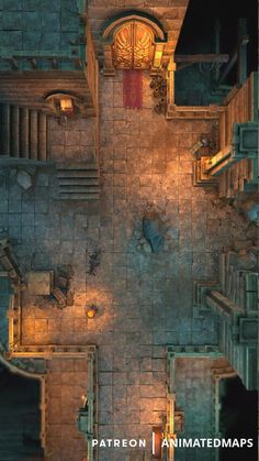 Urban City street Temple back exit gallows night Lights Dungeon Hall Animated battlemap lg Fantasy City Map, Fantasy Places, Dungeons And Dragons Game, Dungeons And Dragons Homebrew, Dnd World Map, Pathfinder Maps, Rpg Map, Fantasy Battle, Dungeon Maps