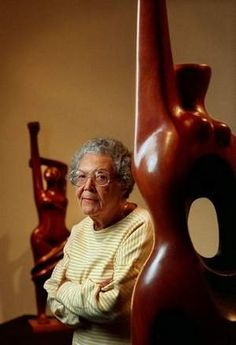 "Elizabeth Catlett's art confronted injustices against African Americans. She was the granddaughter of freed slaves. In 1959, the U.S. government declared her an ""undesirable alien.""Elizabeth Catlett, a sculptor and printmaker who is widely considered one of the most important African-American artists of the 20th Century, despite having lived most of her life in Mexico, has died. She was 96."