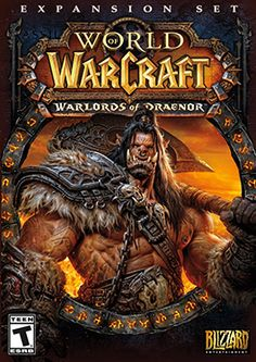 World of Warcraft : Warlords of Draenor is the fifth expansion set to the massively multiplayer online role-playing game (MMORPG) World of Warcraft, following Mists of Pandaria. It was announced on November 8, 2013 at BlizzCon 2013.The expansion was released on November 13, 2014.