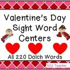 Here are some fun ways for your students to practice the Dolch sight words.  All 220 words are on cute flashcards that can be used in a variety of ...