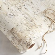 Birch Embossed Gift Wrap