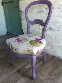 Voltaire armchair reupholstered in annie sloan world map fabric a lovely chair painted in annie sloan emile and reupholstered in papillon fabric gumiabroncs Image collections