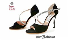 Comme Il Faut Tango Shoes - Luxury Argentina Tango Dance Shoes from Buenos Aires Lisadore Dress Shoes Strappy Sandals