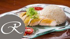 【舌尖上的晶華】台灣人也愛的星洲味:海南雞飯