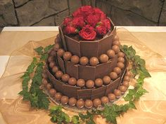 Give me Lindt cake!