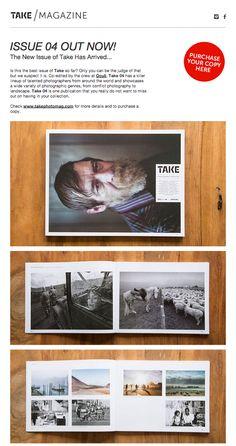 Take Magazine (http://www.takephotomag.com)