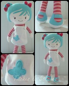 Titches and Stitches Dolls https://www.facebook.com/pages/Titches-Stitches/164574756942929