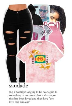 Designer Clothes, Shoes & Bags for Women Cute Swag Outfits, Dope Outfits, Simple Outfits, Stylish Outfits, Summer Outfits, Girl Fashion, Disney Fashion, Jordan Outfits, Teen Girl Outfits