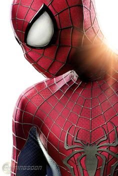 The Amazing Spider-Man 2 Suit Image Drops.  Aw; I rather liked the first's suit.