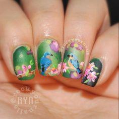 rockyournails #nail #nails #nailart