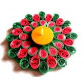 re-usable-hand-crafted-quilled-tea-light-holder