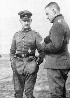 Rittm. Frhr. v. Richthofen